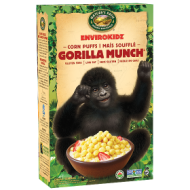 Gorilla Munch Cereal - Low FODMAP